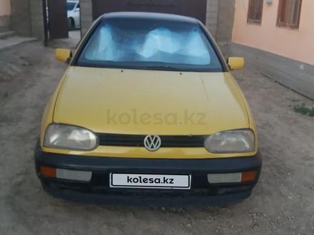 Volkswagen Golf 1992 года за 1 050 000 тг. в Кызылорда – фото 4
