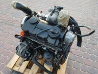Двигатель Transporter 1.9tdi BRS за 395 000 тг. в Алматы