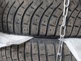 Зимние шины без шипов на крузак за 70 000 тг. в Нур-Султан (Астана) – фото 2