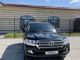 Toyota Land Cruiser 2019 года за 38 500 000 тг. в Шымкент – фото 2