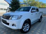 Toyota Hilux 2014 года за 9 800 000 тг. в Уральск