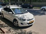 Hyundai Elantra 2012 года за 3 950 000 тг. в Алматы
