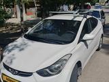 Hyundai Elantra 2012 года за 3 950 000 тг. в Алматы – фото 3