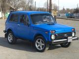 ВАЗ (Lada) 2121 Нива 1989 года за 550 000 тг. в Талдыкорган