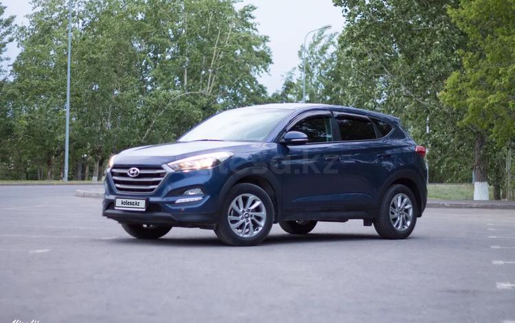 Hyundai Tucson 2018 года за 9 200 000 тг. в Нур-Султан (Астана)