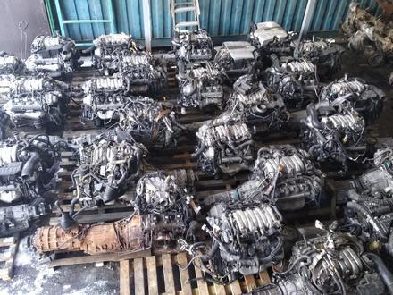 Двигатель VQ35 в Алматы – фото 2