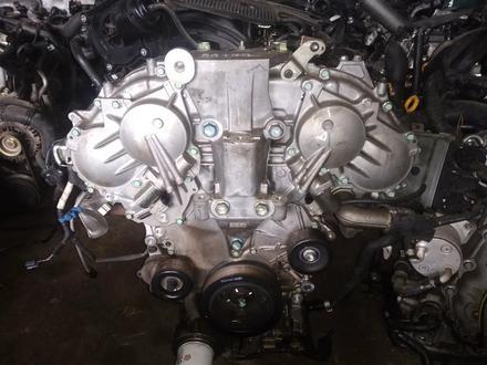 Двигатель VQ35 в Алматы – фото 12