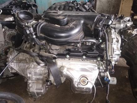 Двигатель VQ35 в Алматы – фото 13