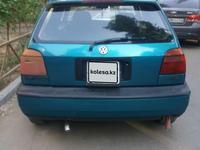 Volkswagen Golf 1993 года за 750 000 тг. в Тараз