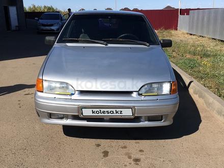 ВАЗ (Lada) 2114 (хэтчбек) 2006 года за 960 000 тг. в Уральск – фото 4