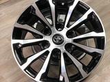 R17 диски Toyota Land Cruiser Prado 155/150/120 за 155 000 тг. в Алматы