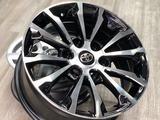 R17 диски Toyota Land Cruiser Prado 155/150/120 за 155 000 тг. в Алматы – фото 3