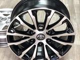 R17 диски Toyota Land Cruiser Prado 155/150/120 за 155 000 тг. в Алматы – фото 4