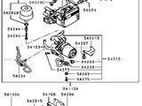 Гидроаккумулятор тормозной Pajero (Паджеро) 4630a012 за 64 000 тг. в Алматы – фото 3