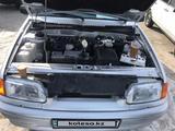 ВАЗ (Lada) 2115 (седан) 2012 года за 1 400 000 тг. в Аксукент – фото 3