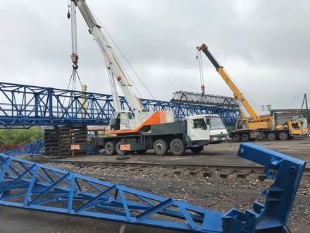 Автокран 50 тонн в Караганда – фото 2