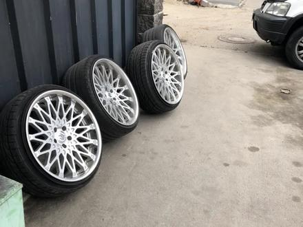 CRIMSON RS series CV WIRE 20 дюймов перед 10 + 40 зад 10 + 19 за 550 000 тг. в Алматы – фото 4
