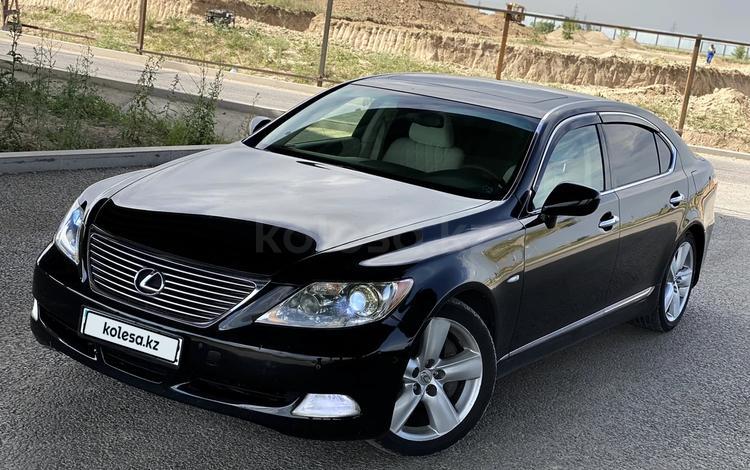 Lexus LS 460 2007 года за 7 000 000 тг. в Алматы