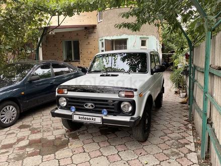 ВАЗ (Lada) 2121 Нива 2010 года за 1 600 000 тг. в Алматы