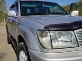 Toyota Land Cruiser 2001 года за 6 600 000 тг. в Усть-Каменогорск – фото 4