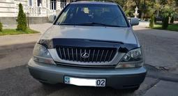 Lexus RX 300 2000 года за 5 100 000 тг. в Алматы – фото 2