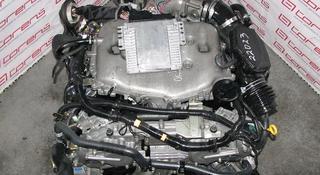 Двигатель infiniti fx35 за 555 тг. в Алматы
