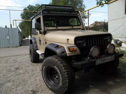 Jeep Wrangler 1993 года за 5 000 000 тг. в Алматы – фото 10