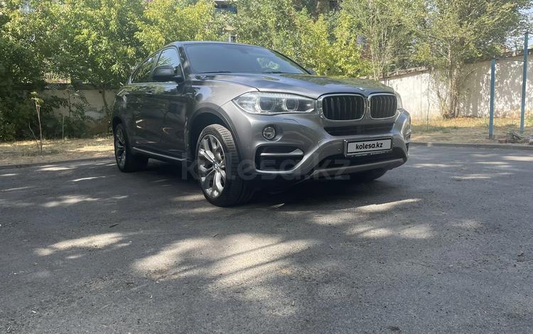 BMW X6 2015 года за 17 800 000 тг. в Шымкент