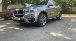 BMW X6 2015 года за 17 800 000 тг. в Шымкент – фото 2