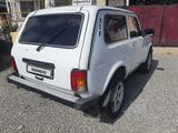 ВАЗ (Lada) 2121 Нива 2013 года за 1 700 000 тг. в Шымкент – фото 4