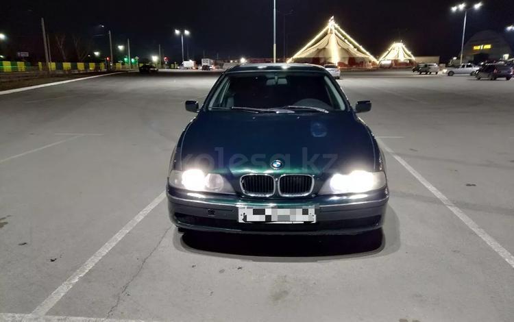 BMW 528 1997 года за 1 200 000 тг. в Костанай