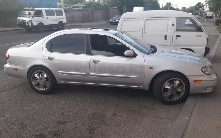 Nissan Maxima 2002 года за 2 299 000 тг. в Алматы