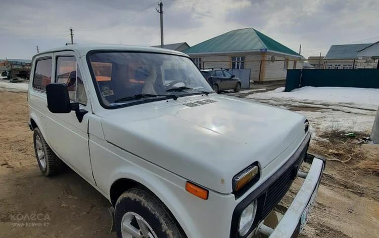 ВАЗ (Lada) 2121 Нива 1998 года за 850 000 тг. в Кандыагаш
