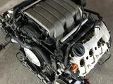 Двигатель Audi BDW 2.4 L MPI из Японии за 850 000 тг. в Костанай – фото 3