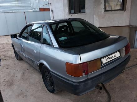 Audi 80 1988 года за 750 000 тг. в Иргели