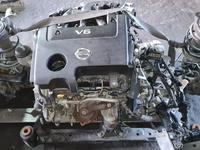 Двигатель Nissan Teana J32 2.5 за 370 000 тг. в Павлодар