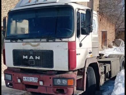 MAN  ERF 26.385 1996 года за 3 000 000 тг. в Уральск – фото 2