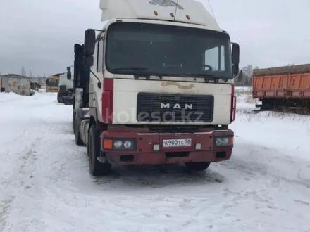MAN  ERF 26.385 1996 года за 3 000 000 тг. в Уральск – фото 4