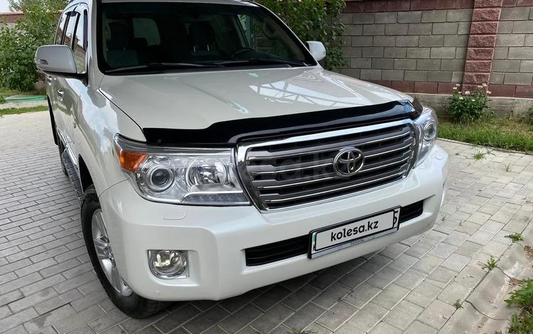 Toyota Land Cruiser 2008 года за 12 500 000 тг. в Алматы