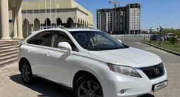 Lexus RX 350 2012 года за 13 000 000 тг. в Атырау