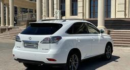 Lexus RX 350 2012 года за 13 000 000 тг. в Атырау – фото 3