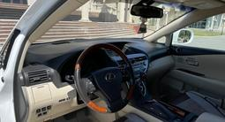 Lexus RX 350 2012 года за 13 000 000 тг. в Атырау – фото 5