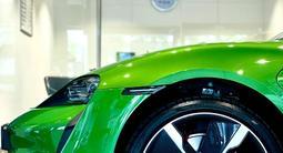 Porsche Taycan 4S 2021 года за 66 045 000 тг. в Алматы – фото 3
