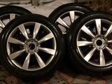 Шины летние Bridgestone 225/55/r18 на дисках r18 на Infiniti/Nissan за 150 000 тг. в Алматы – фото 5