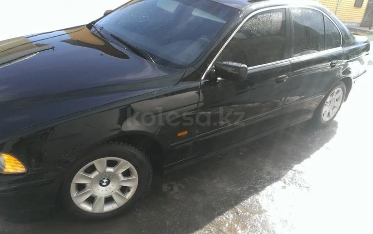 BMW 523 1996 года за 3 500 000 тг. в Актау