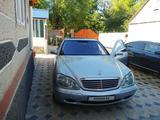 Mercedes-Benz S 430 2002 года за 2 000 000 тг. в Шымкент – фото 3