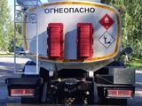 КамАЗ  Топливозаправщик 12 куб на шасси Камаз 43118 6х6!!!В наличии!!!Срочно!!! 2021 года за 31 900 000 тг. в Петропавловск – фото 2
