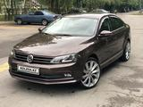 Volkswagen Jetta 2017 года за 8 000 000 тг. в Алматы
