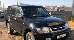 Mitsubishi Pajero 2002 года за 5 200 000 тг. в Петропавловск – фото 2