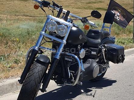 Harley-Davidson  Dyna FXDF Fat Bob 2010 года за 3 500 000 тг. в Алматы – фото 10